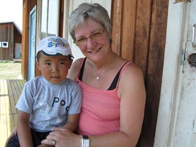 Helle Pedersen, 55 år, Mongoliet og Nepal