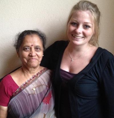 Jeanne Pedersen, 24 år, Nepal