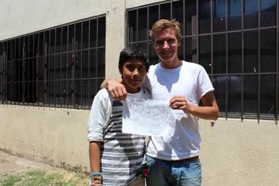 Kresten Nielsen, 21 år, Mexico