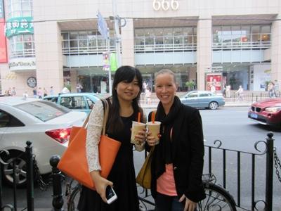 Maria Scheldt Nielsen, 26 år, Kina