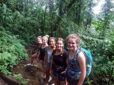 Sara Krogh, 20 år, Costa Rica