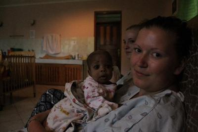 Sofie Laustsen, 21 år, Tanzania