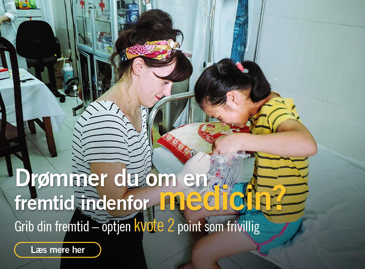Frivilligt arbejde og praktikophold inden for Medicin & Sundhed