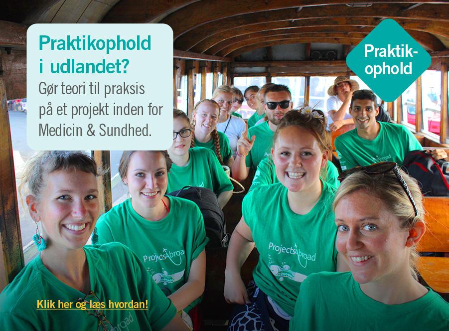 Medicin & Sundhed - Dansk frivillig