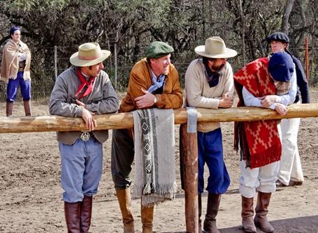 Argentinske mænd