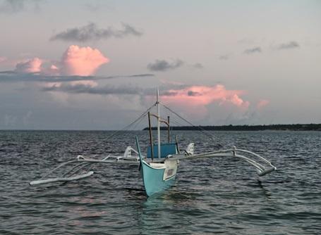 Solopgang i Filippinerne