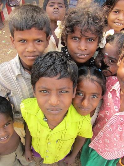 Indiske børn