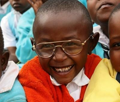 Børn fra Kenya