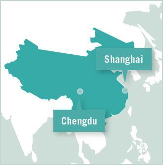 Map of Kina