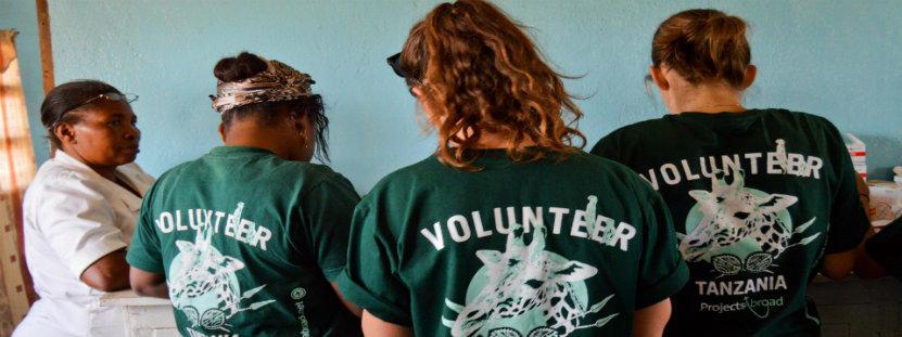 Del dine oplevelser som frivillig!