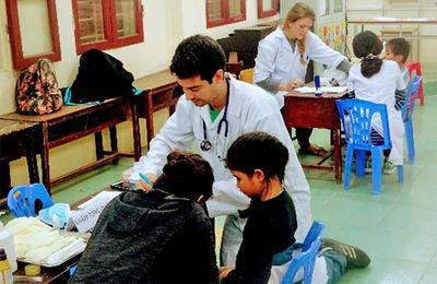 Tag et praktikophold indenfor medicin