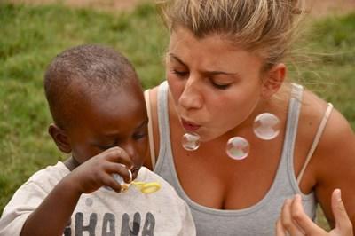 Humanitært arbejde & Lokalsamfund i Ghana