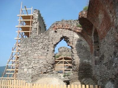 Arkæologisk udgravning i Rumænien