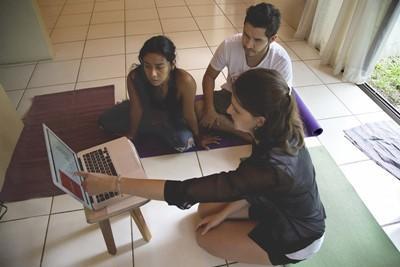 Der bliver udtænkt nye businessstrategier i Costa Rica