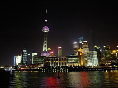 Arbejd med international business i Shanghai eller Chengdu