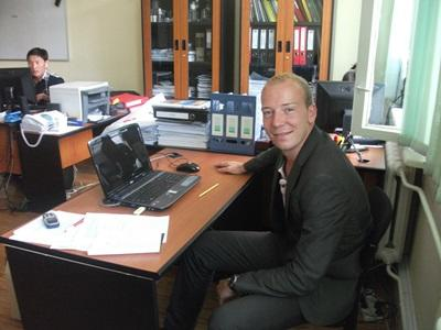 Frivillig på businessprojekt i Mongoliet