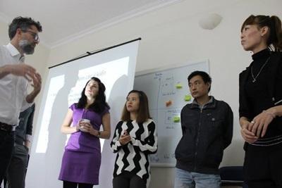 International udviklingsprojekt i Vietnam