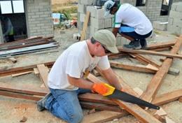 Volunteer Byggeprojekter
