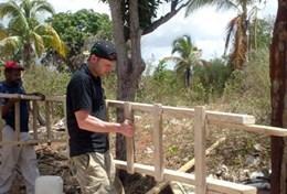 Frivilligt arbejde i Byggeri