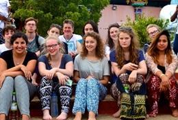 Gruppeprojekter for Unge Voksne