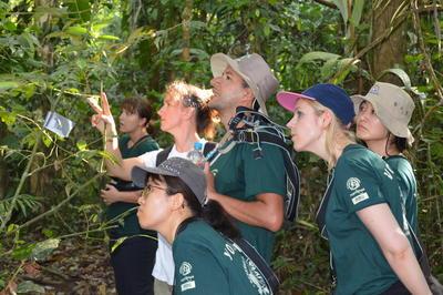 Gruppeprojekt for 19+ i Peru