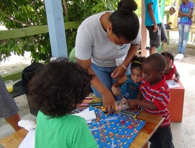 Care project in Belize