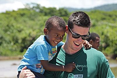 Humanitært arbejde i udlandet