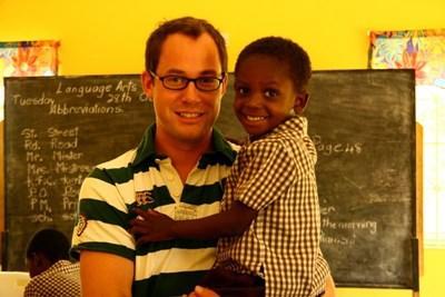 Frivillig på humanitært projekt i Jamaica