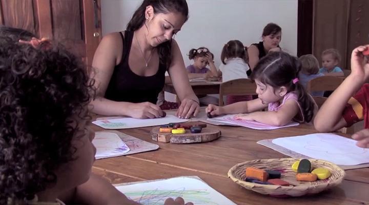 Humanitært arbejde i udlandet med Projects Abroad