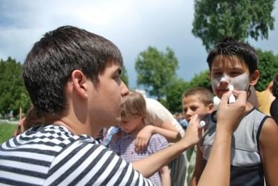 Frivillig på humanitært projekt i Rumænien