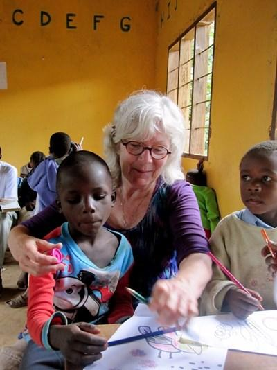 Frivillig på humanitært projekt i Tanzania