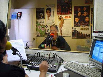 Frivillig på journalistisk projekt i Bolivia
