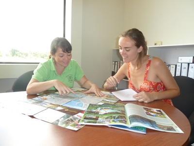 Frivillig på journalistisk projekt i Costa Rica