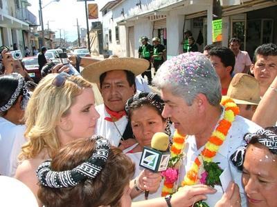 Frivillig på journalistisk projekt i Mexico