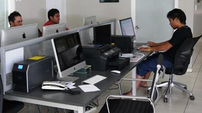 Projekt inden for journalistik i Samoa