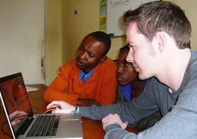 Journalistik i Tanzania – film produktion