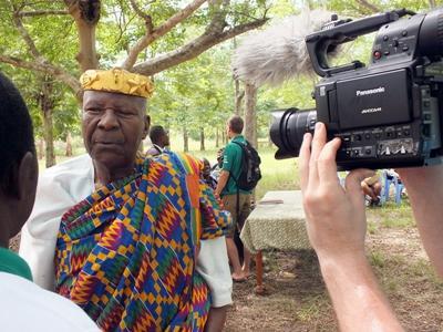 Journalistik i Togo