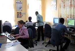 Frivilligt arbejde i Menneskerettigheder