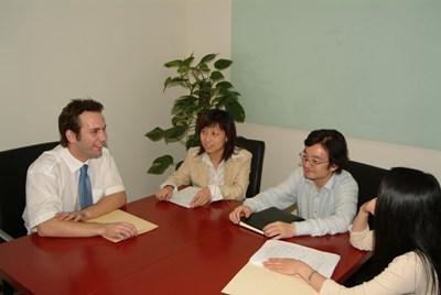 Frivillig på jura-projekt i Kina