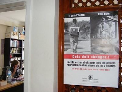 Jura & Menneskerettighedsprojektet i Marokko