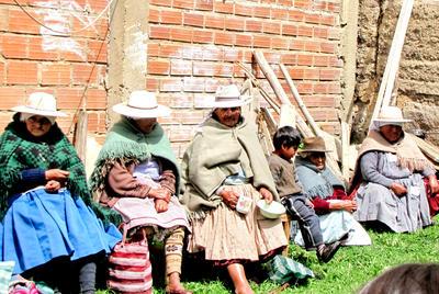 Menneskerettigheder i Bolivia