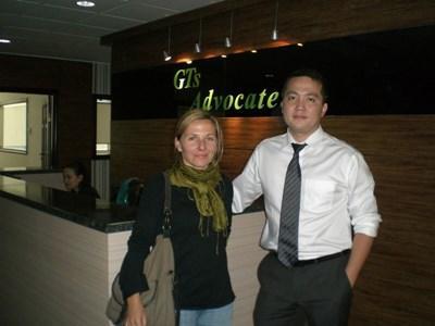 Frivillig på jura-projekt i Mongoliet