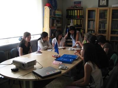 Frivillige og lokale ansatte i Mongoliet