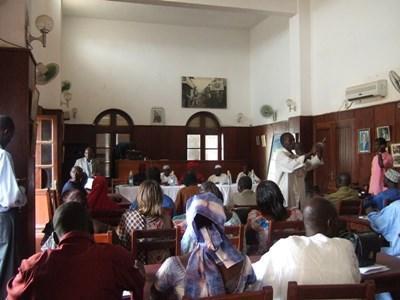Få praktisk erfaring med jura og menneskerettigheder i Senegal