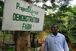 Frivilligt arbejde i Landbrug