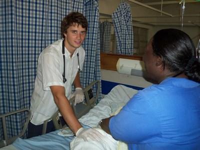 Frivillig på medicinsk projekt i Jamaica
