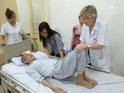 Frivillig på medicinsk projekt i Vietnam