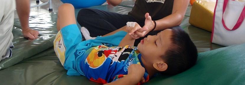 Ergoterapeutisk arbejde med børn