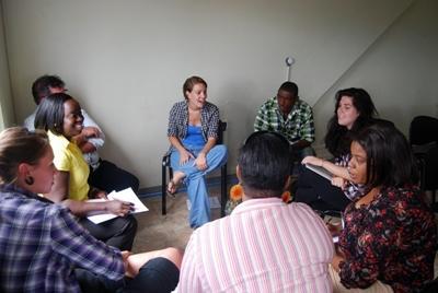Grupperådgivning om sundhed i Samoa