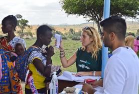 Frivilligt arbejde i Kenya